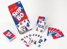 Skibbo Pelikortit Skip Bo Card Game Card Games Family Card Games