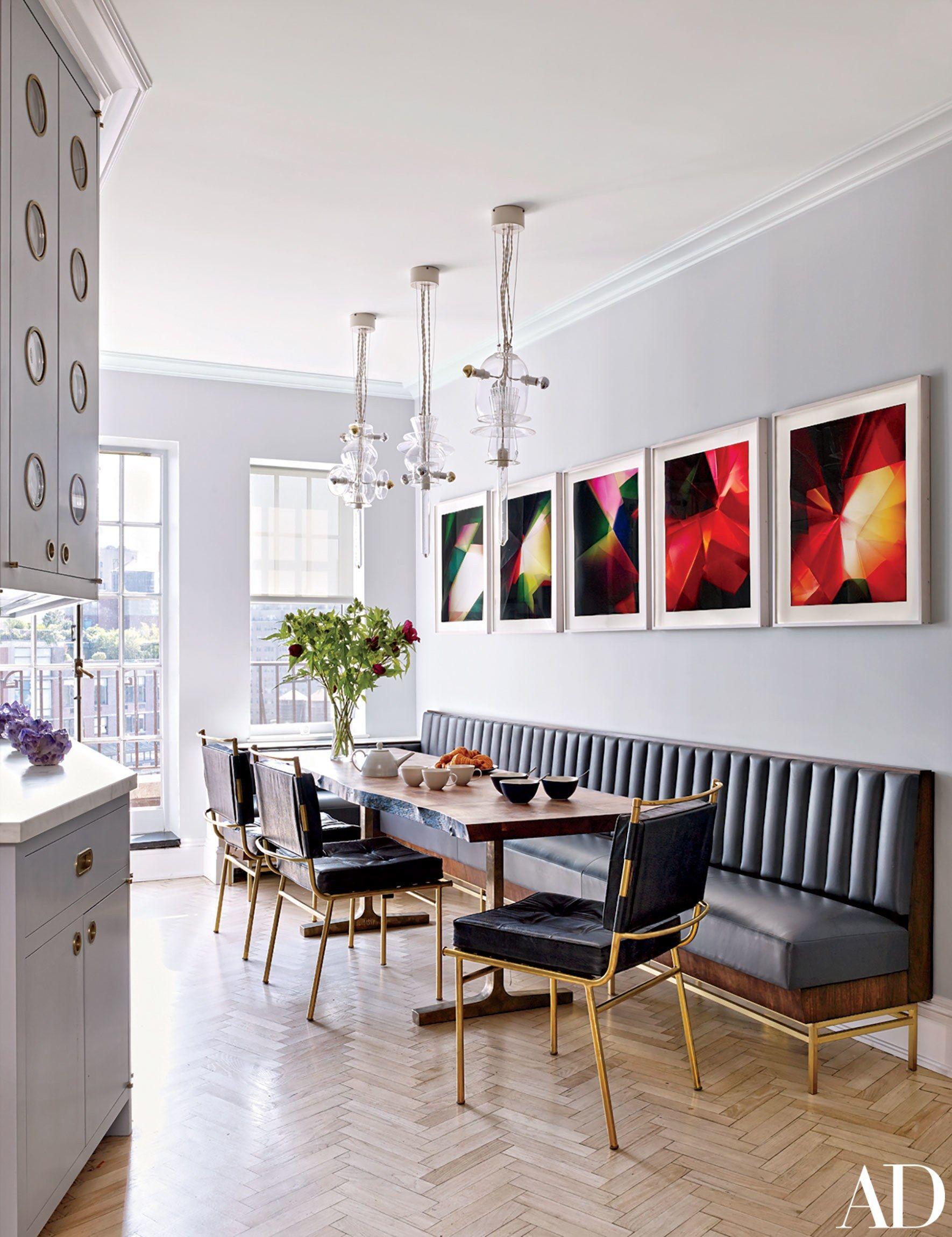 Rafael de Cárdenas Creates a Refined Penthouse in Greenwich Village ...