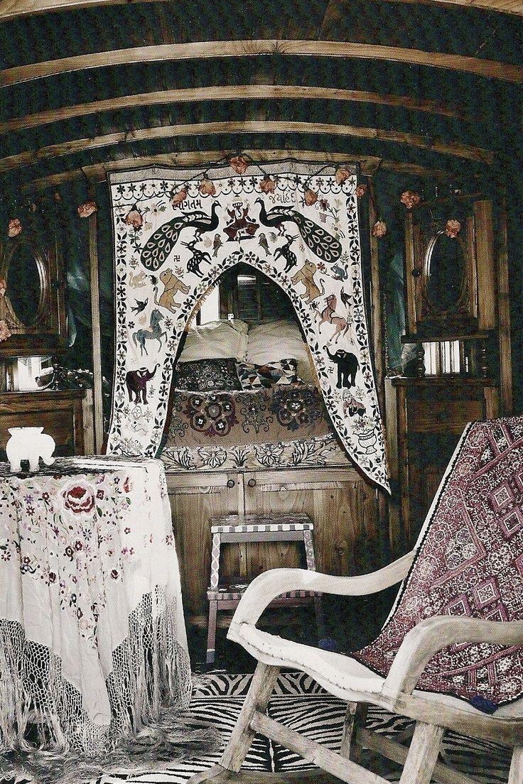 Gypsy Caravan Gypsy Wagons Pinterest Gypsy Y Gitano # Muebles El Gitano