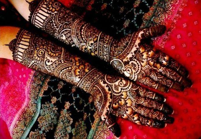 Bridal Mehndi West Midlands : Bridal mehndi designs and