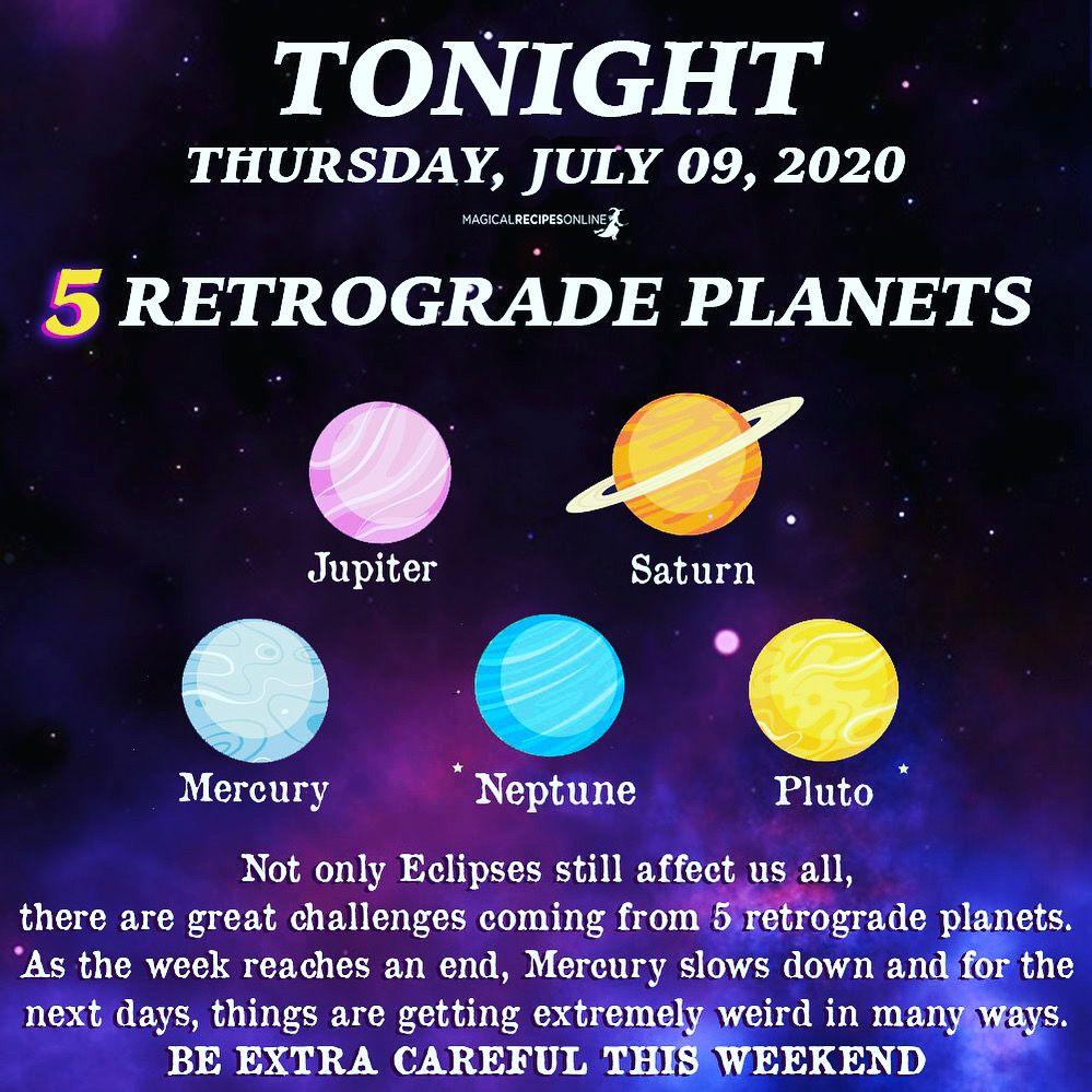 Pin On Planetary Retrogrades