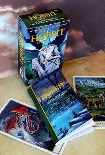 Tarot Notes: REVIEW: The Hobbit Tarot