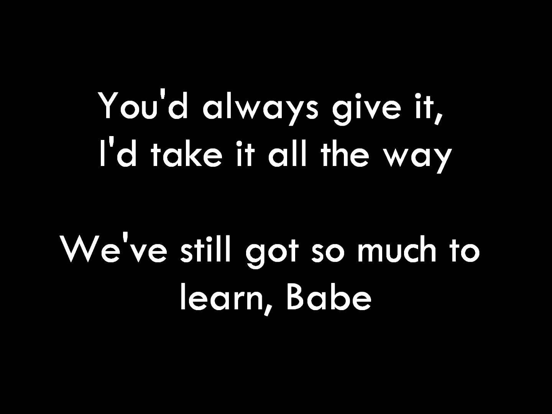 James Arthur You Re Nobody Til Somebody Loves You Lyrics James taylor everybody knows that i'm just a joe nobody but you lyrics. you re nobody til somebody loves you