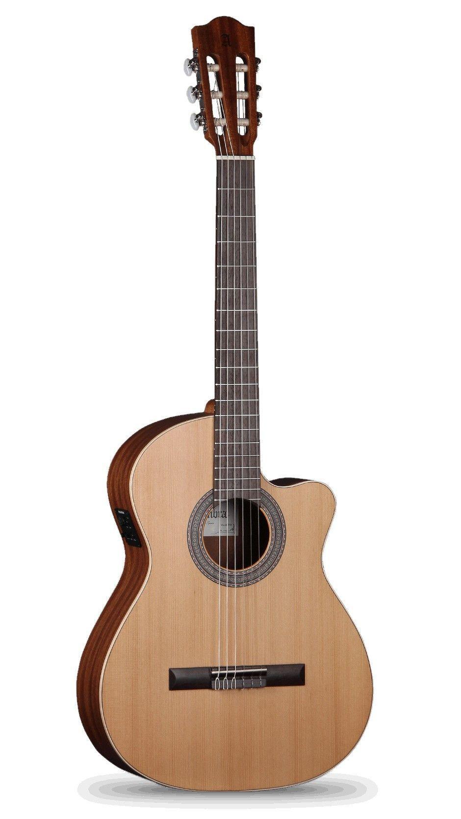 Alhambra 1 Op Cw Classical Cutaway Guitar Guitar Classic Guitar Mandolin