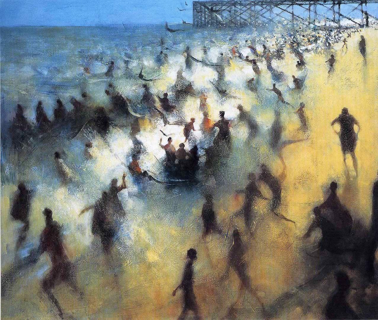 Bill Jacklin Painting Ideas