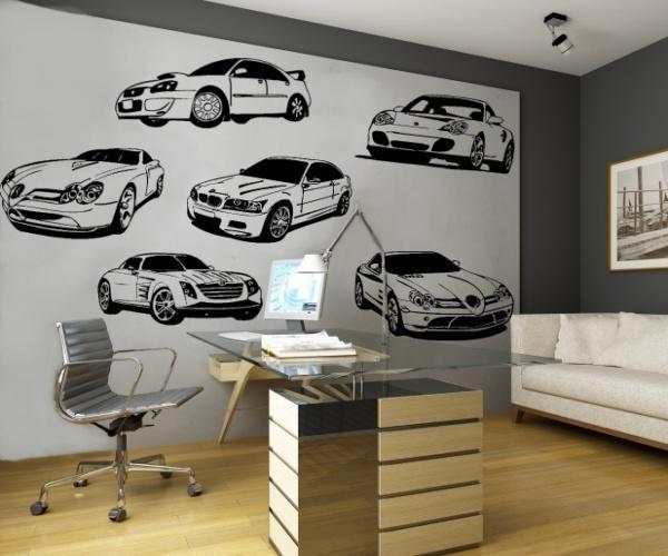 vinilo-decorativo-de-cochesjpg (600×500) Decoración con Vinil