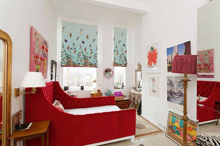 MID CENTURY MODERN IDEAS THE BLAKE HOUSE COLOR SCHEME House