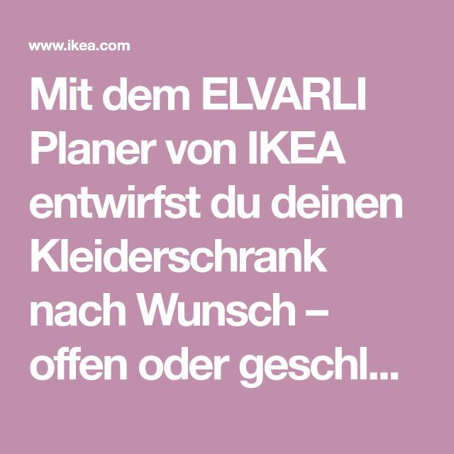 Elvarli 955bp2 In 2020 Elvarli Kleiderschrank Schrank