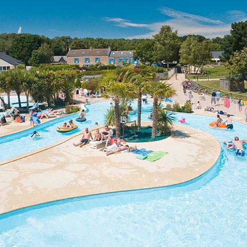 Le #camping est situé à Portiragnes, station balnéaire #familiale