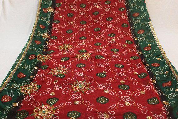 5 yards fabric,boho curtains,home decor sari,used sari,printed sari scarf fabric sari,vintage saree,Indian sari,deco fabric,sarong