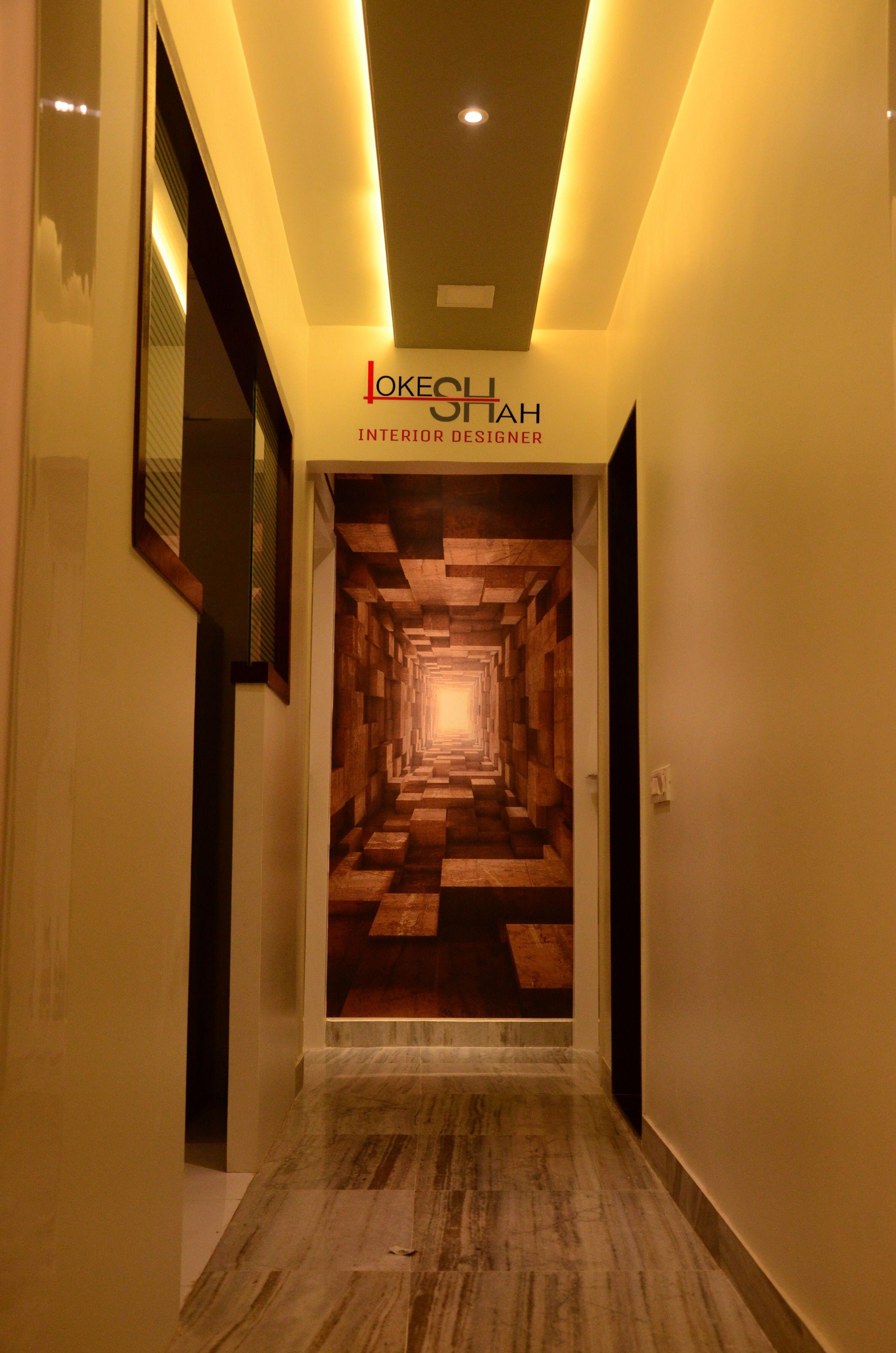 3d Room Interior Design: Modern Interior, Decor, 3d Wall
