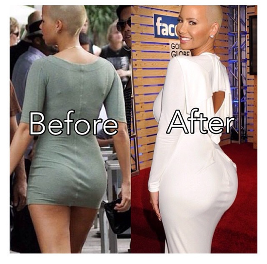 Amber rose weight loss diet