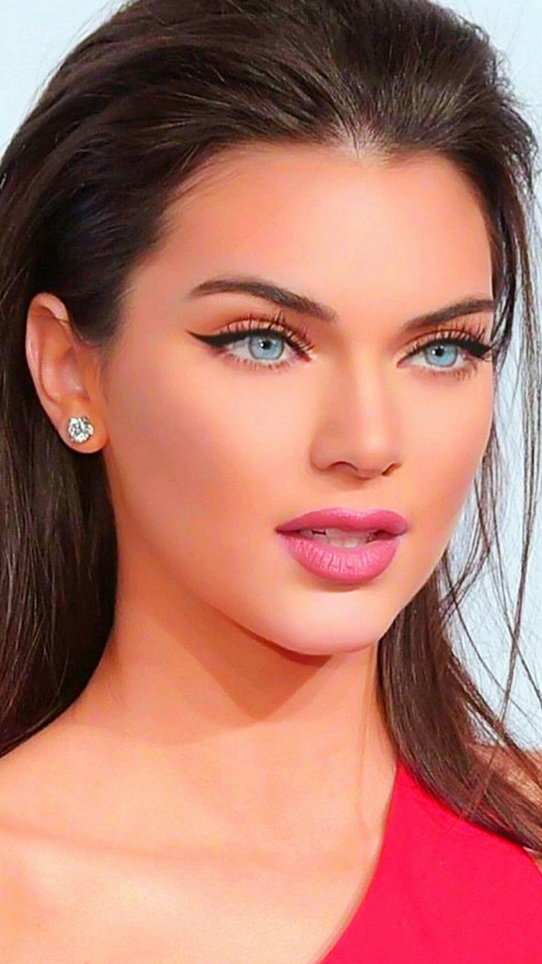 Hermosa En 2019 Chicas De Belleza Belleza Y Rostro Hermosos