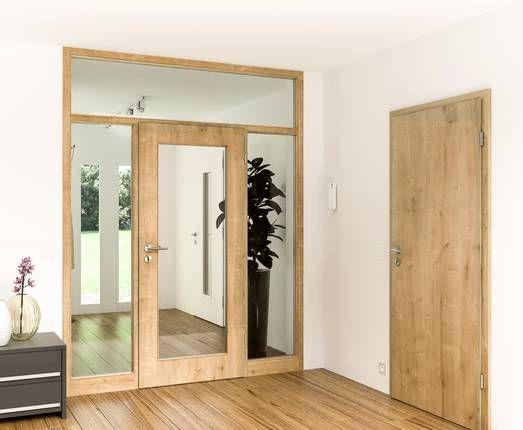 t relement links standardt r glatt cpl wildeiche. Black Bedroom Furniture Sets. Home Design Ideas