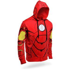 sitio de buena reputación 147b5 ed5a1 Sudadera Iron Man | Geek World | Disfraces ironman, Ropa ...