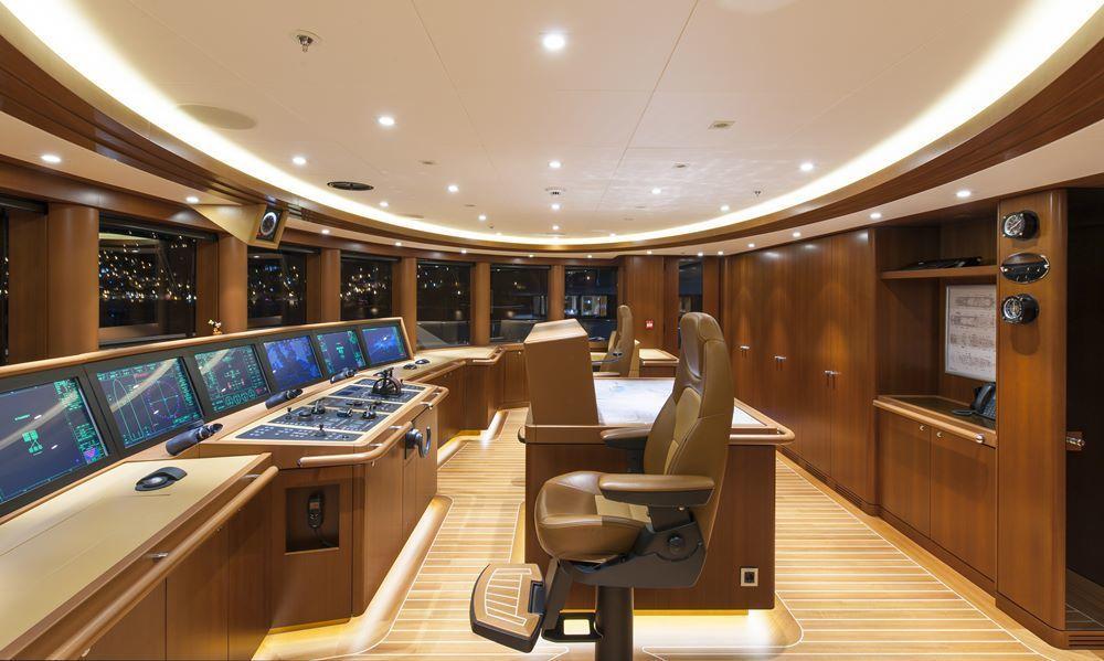 Superyachten interieur  Superyacht of the week: The 85 metre Solandge   SuperYacht Times ...