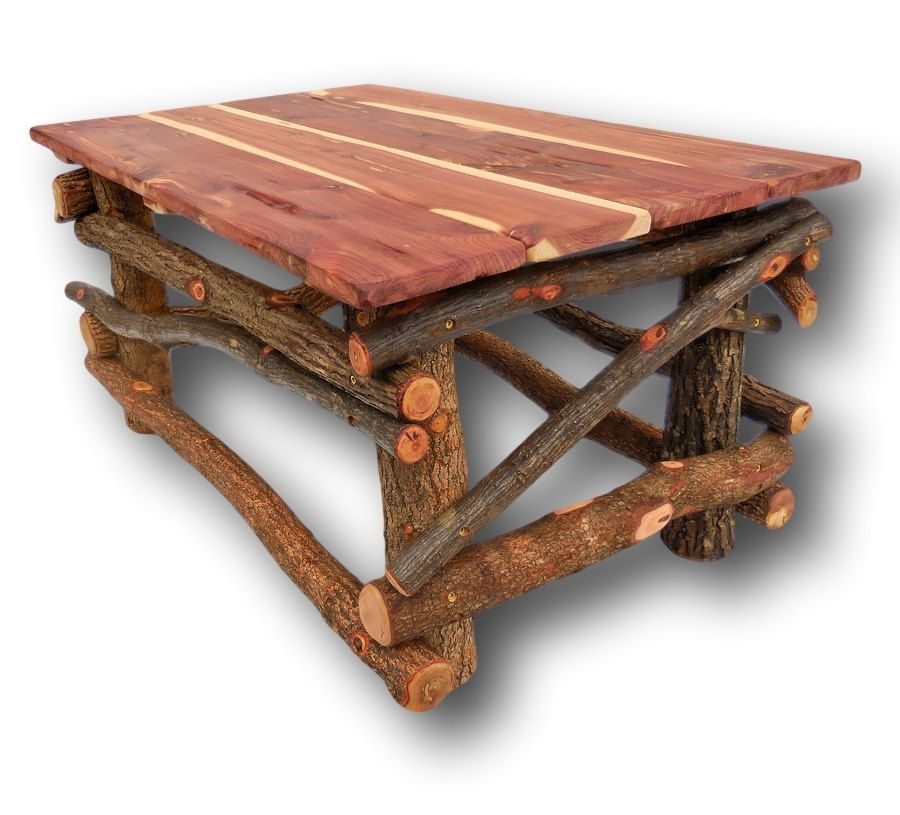 Rustic Coffee Table Reclaimed Wood Furniture Rustic by WoodzyShop