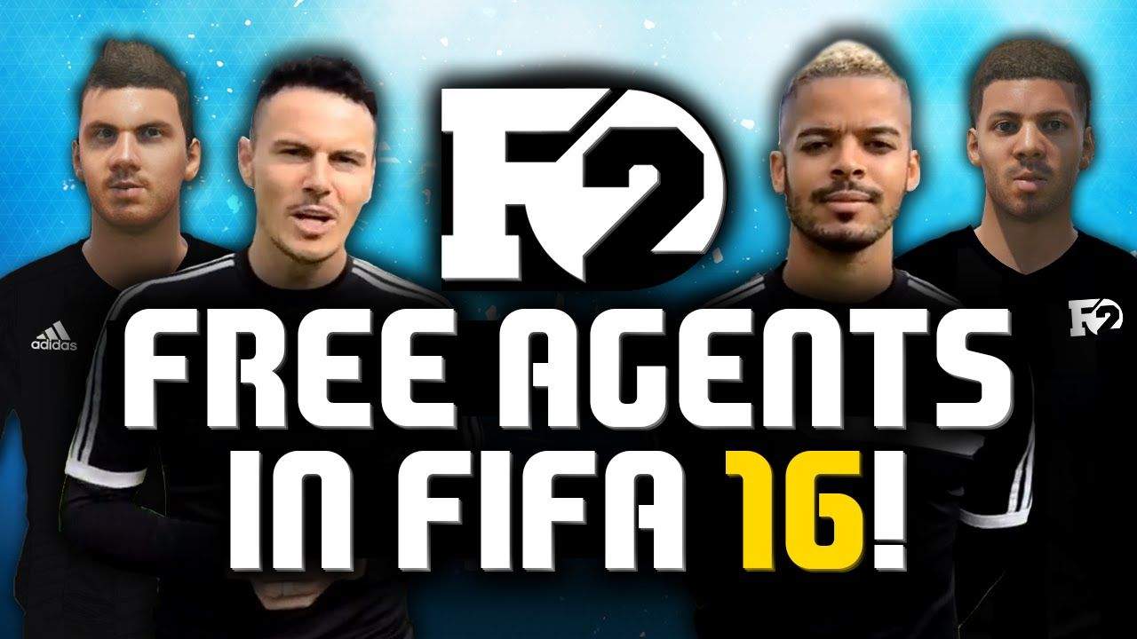 F2 Freestylers Are Free Agents In Fifa 16 Free Agent Fifa 16