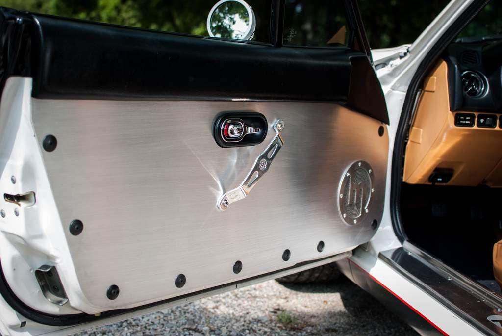 Carbonmiata Aluminum Door Panels Set Of Two Custom Car