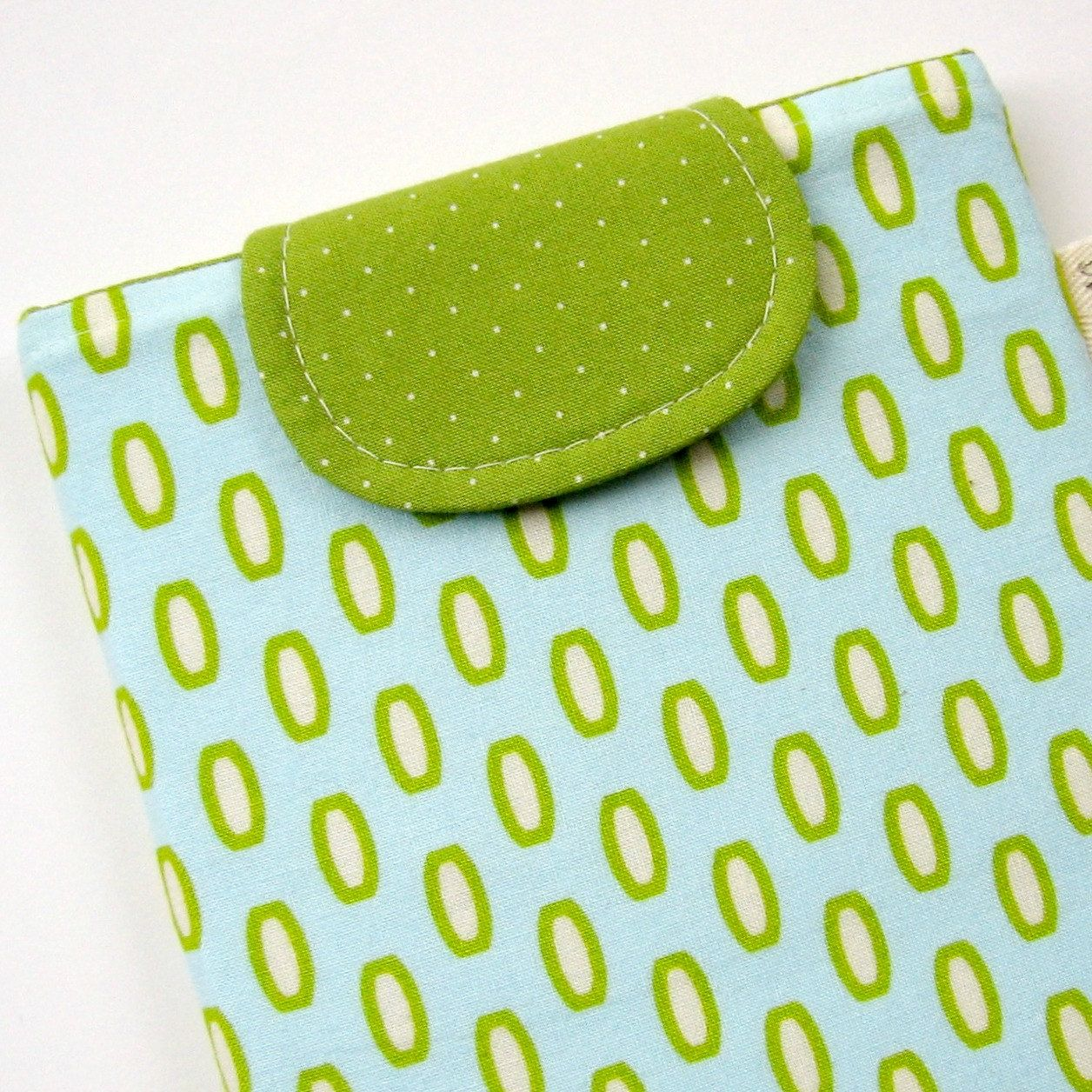 Kindle Case Kindle Cover Kindle Sleeve  Ice Blue and by Molipop, $25.00