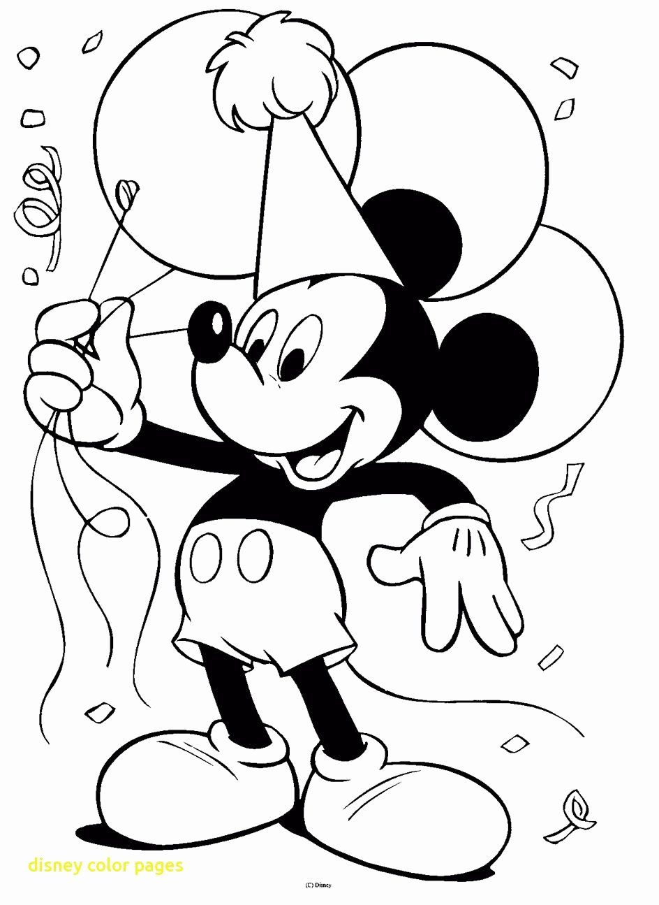 Mickey Mouse Online Coloring Inspirational Coloring Book Top Free Printable Tra Mickey Coloring Pages Mickey Mouse Coloring Pages Happy Birthday Coloring Pages