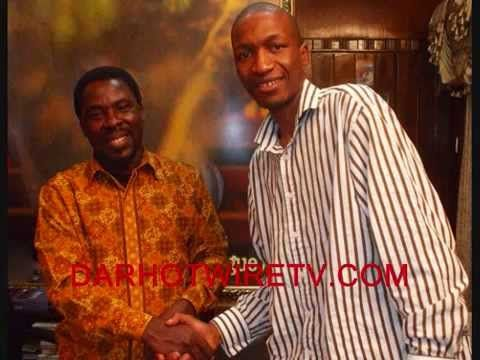 UEBERT ANGEL AND TB JOSHUA, younger days of today's elders