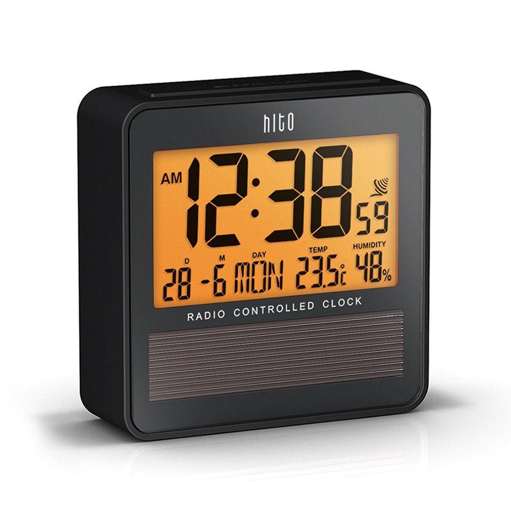 Travel Alarm Clock Radio Controlled