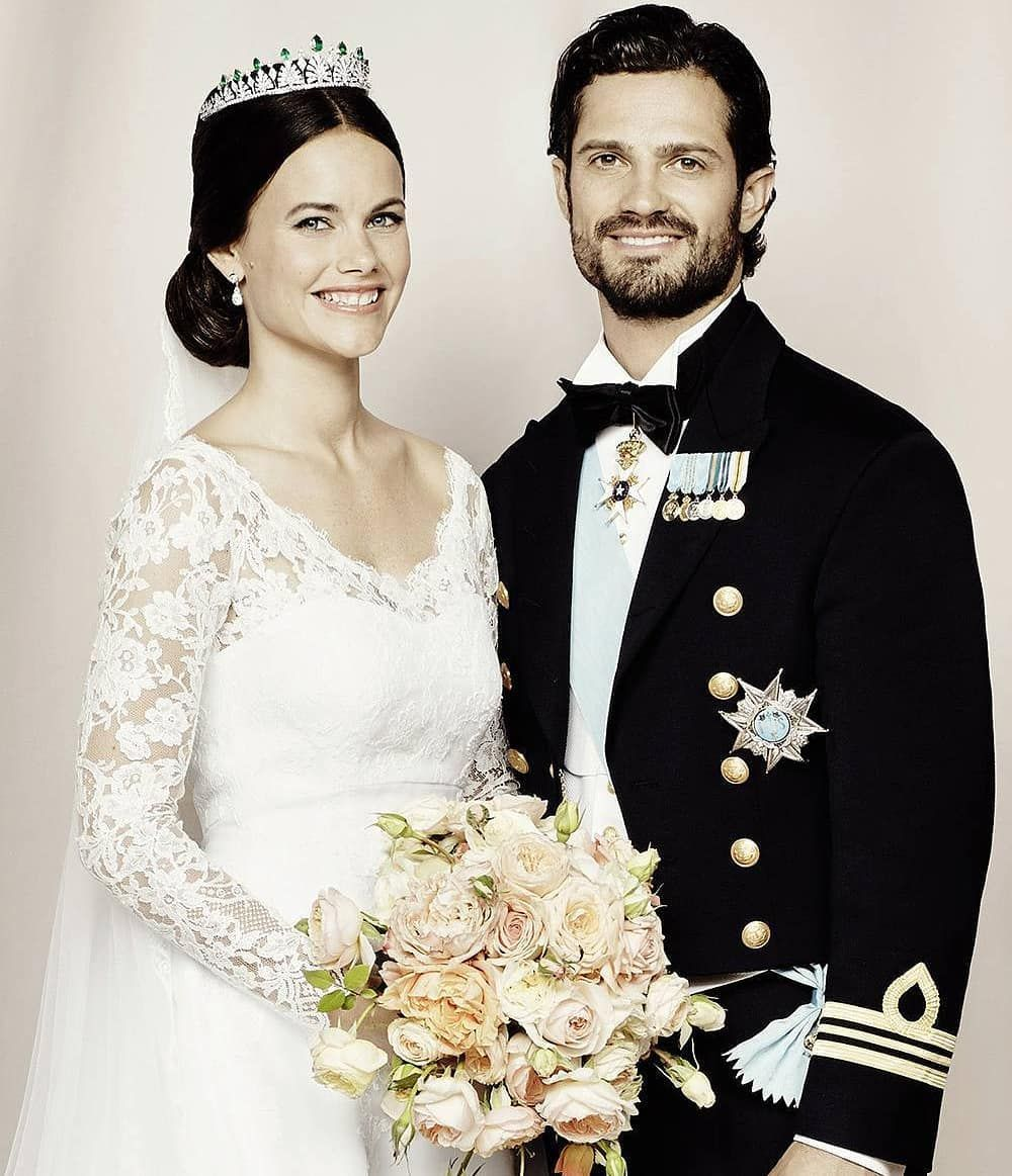 Prince Carl Philip On Instagram Prince Carl Philip Sofia Hellqvist Princess Sofia 13 06 2015 Wedding Weddingday Royalwedding Royalcouple