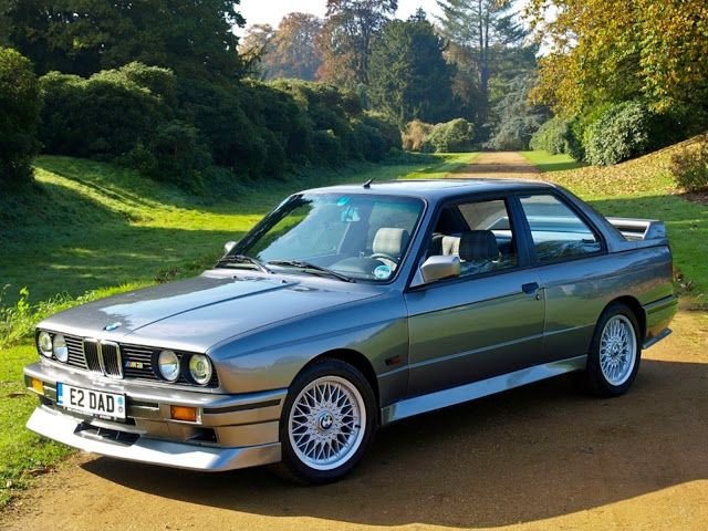 1988 Bmw M3 E30 Evolution Ii Bmw E30 M3 Bmw E30