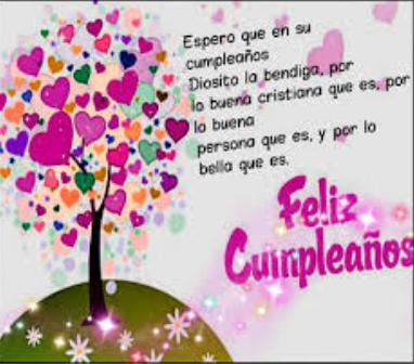 Pin De Lisbeth De Suleiman En Mensaje De Cumpleaños Feliz Cumpleaños Cristiano Frases Cumpleaños Amor Mensaje De Cumpleaños