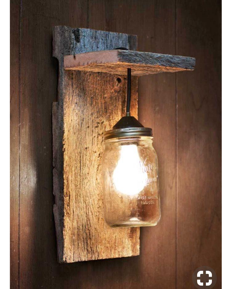 pin von rosa fernandez auf proyectos diy pinterest lampen beleuchtung und m bel. Black Bedroom Furniture Sets. Home Design Ideas
