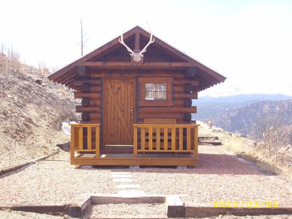 Log Cabin For Sale And Ready To Be Moved Tiny House Listings Rvs