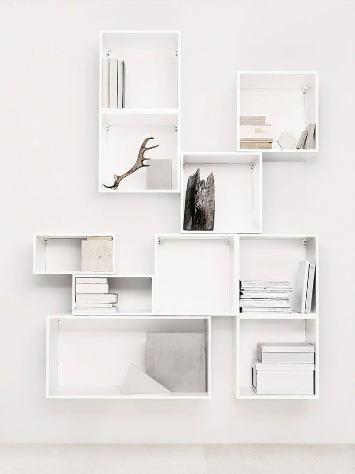 Lundia Regalsystem lundia s fuuga collection interiors shelving and storage ideas
