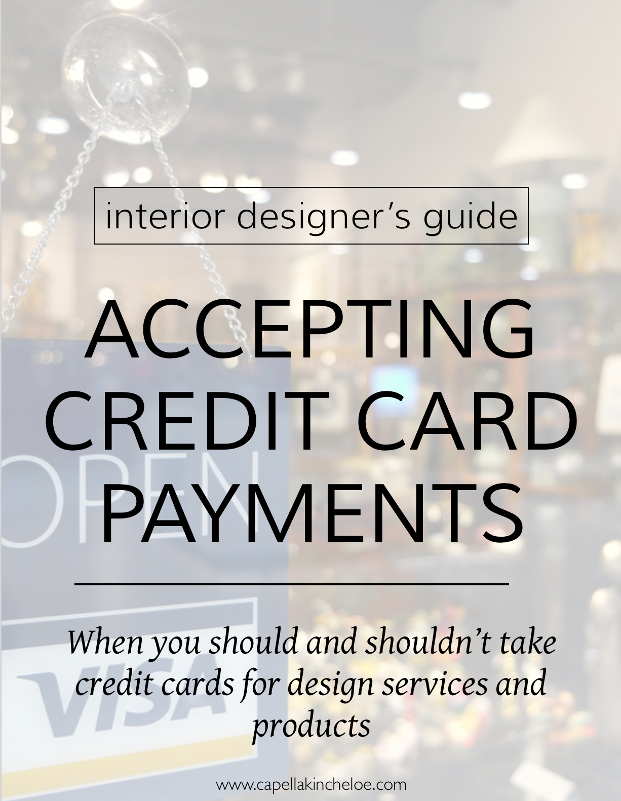 Should Interior Designers Accept Credit Card Payments Interior
