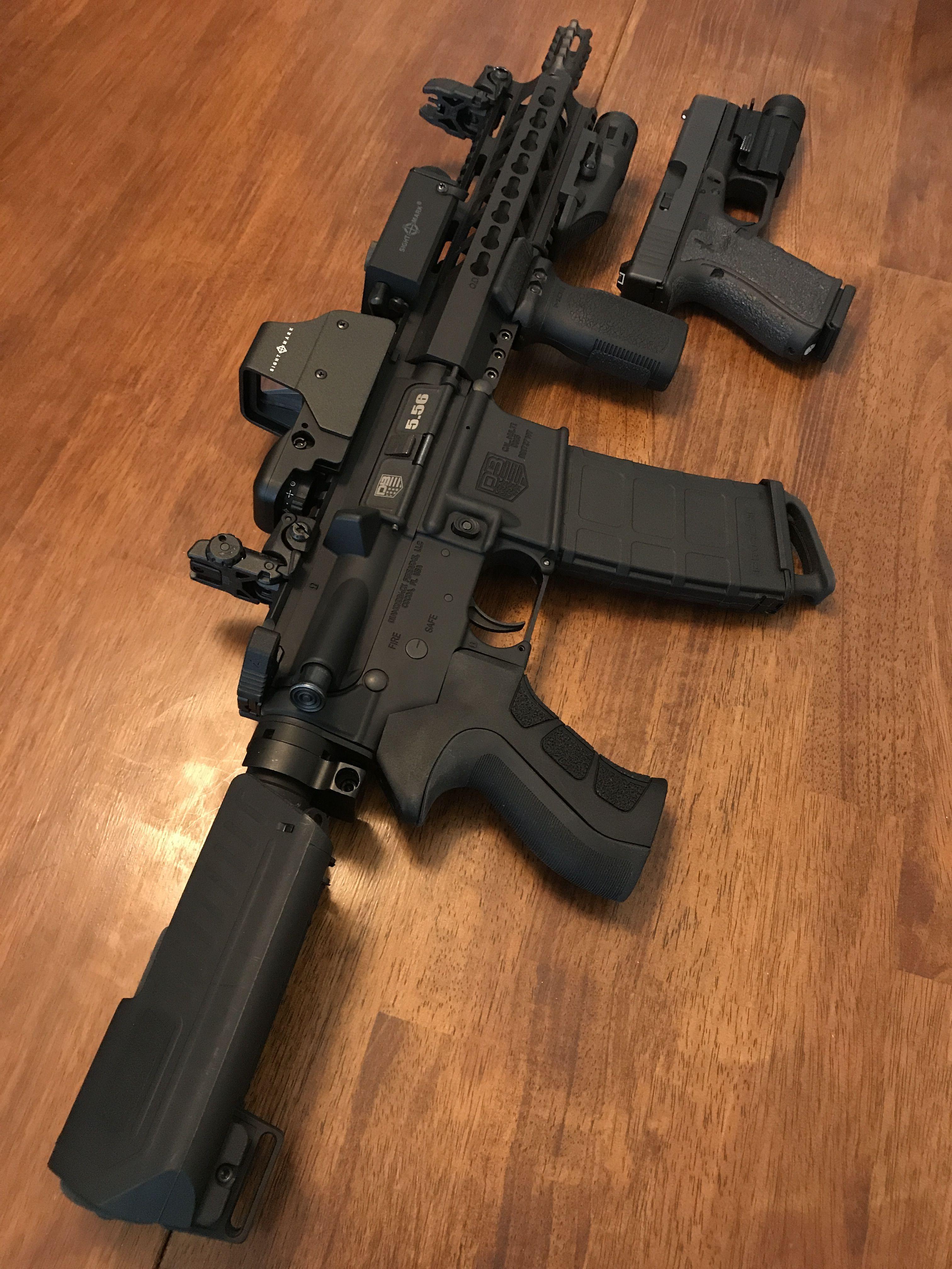 Diamondback Firearms - DB15P (AR Pistol 5 56 /  223) **My