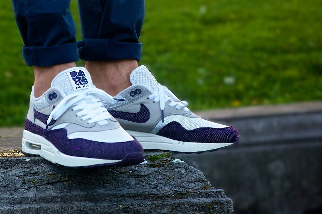 Outletnike Air Max 1 women Shoes Blue Official Store UK X$S T