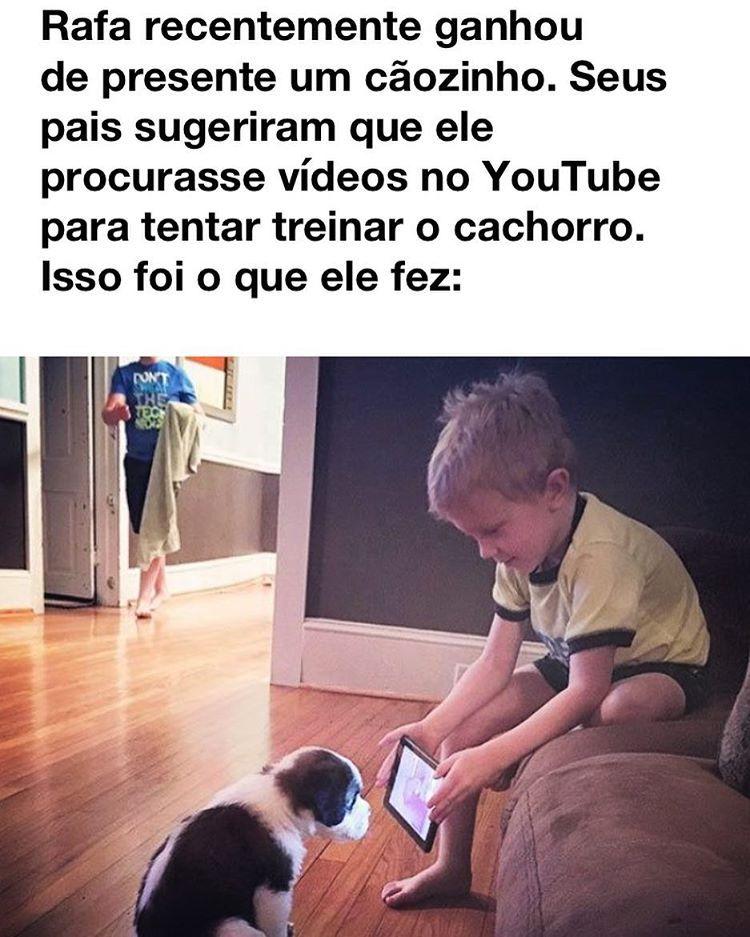 #matilhagourmet #cachorro #criatividade #crianças #amigos #instadog