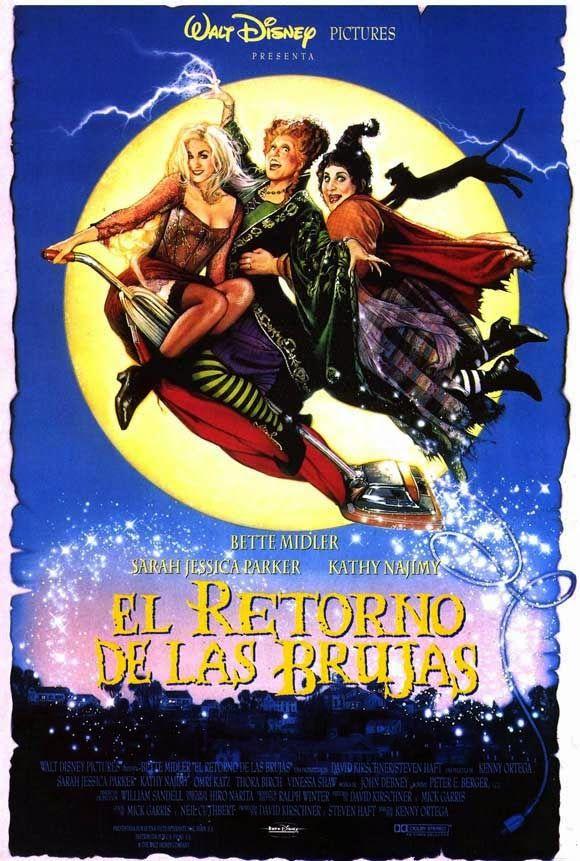 El retorno de las brujas / Abracadabra / Hocus pocus | Peliseries ...