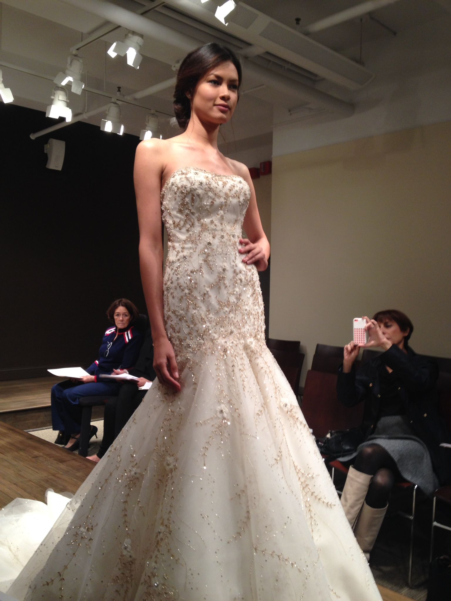 2014 lazaro wedding dress maidenvoyagebridal dresses