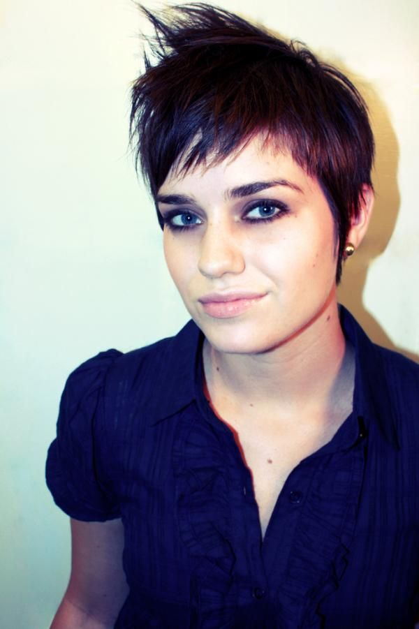 Cool Short Hair Google Search Hair Pinterest Hair Style