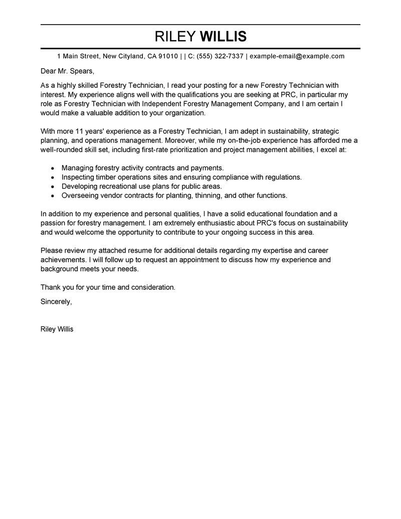 Cover Letter Template Ngo | Cover Letter Template | Pinterest ...