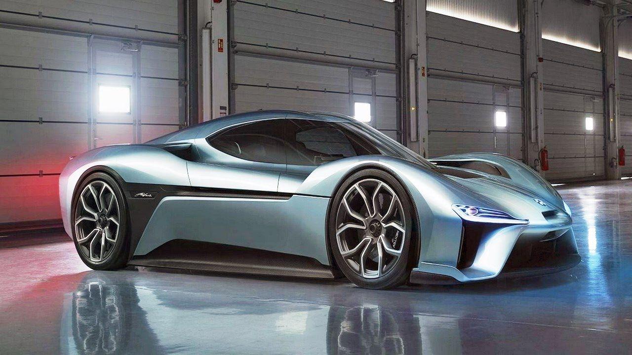Nio Ep9 Electric Car A Autonomous Vehicle 257 Km H Beats The Speed Record Nio Ep9 Electric Car A Autonomous Vehicle 257 K Super Cars Future Car Car Brands