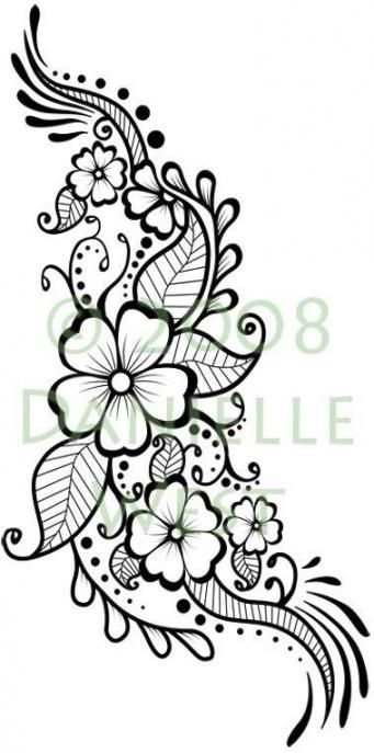 Henna Tattoo Designs For Ribs: Tattoo Foot Henna Mehndi Designs 63 Ideas #tattoo In 2020