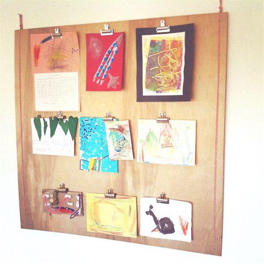 Poppy Haus Rotate Your Art Kids Display