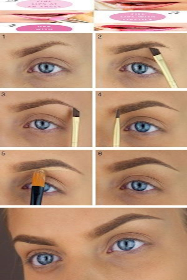 How To Shape Eyebrows | How To Do Your Eyebrows At Home ...