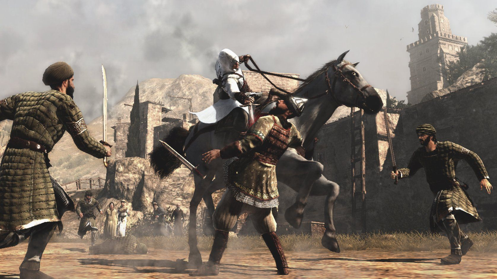 Popular Wallpaper Horse Assassin'S Creed - d1e57338a79be984a8edc9722a793caf  Picture_959661.jpg