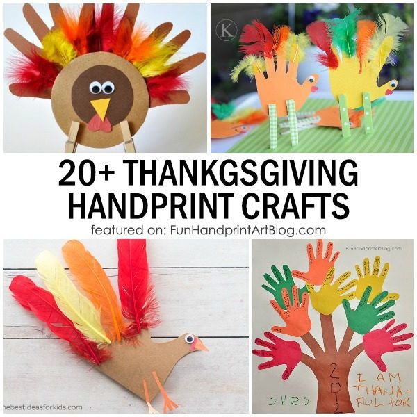 handprint turkey craft ultimate guide to turkeys made with handprints pavo 2154