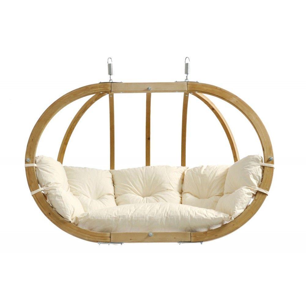 fauteuil suspendu jardin globo chair