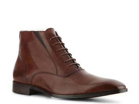 Best Men Mercanti Fiorentini Wingtip Boot Cognac - C5H7776259