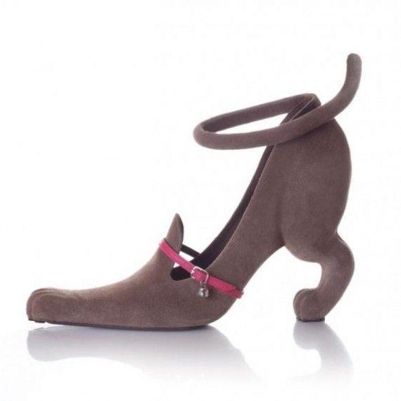 Chaussures à talon chien , Vêtement / Chaussure / Accessoire